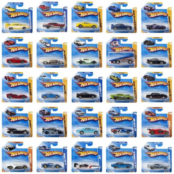 Մեքենաներ Hot Wheels (1 հատ)