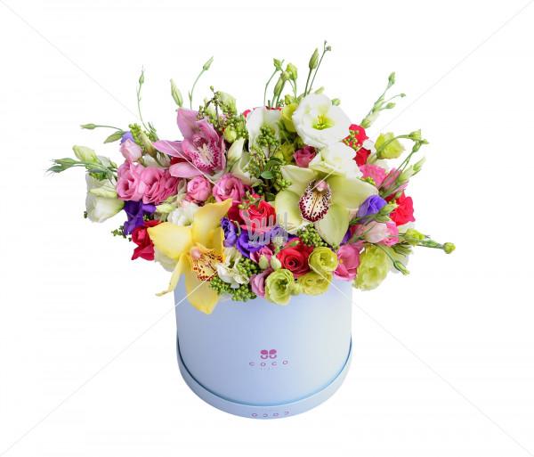 Flower arrangement Lia (medium) Coco Fiori