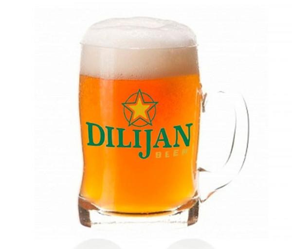 Լցնովի գարեջուր «Dilijan» 0.5լ