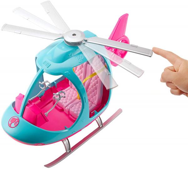 Ուղղաթիռ Barbie