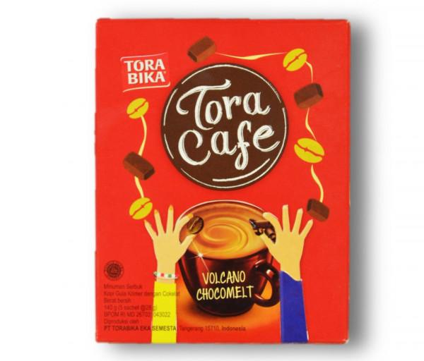 Սուրճ Տորաբիկա «Շոկոլադե հրաբուխ» 28գx5