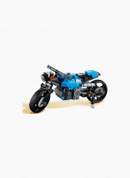 Կառուցողական խաղ Creator «Մոտոցիկլետներ»