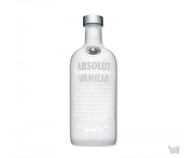 Օղի «Absolut Vanilia (Վանիլ)» 700 մլ