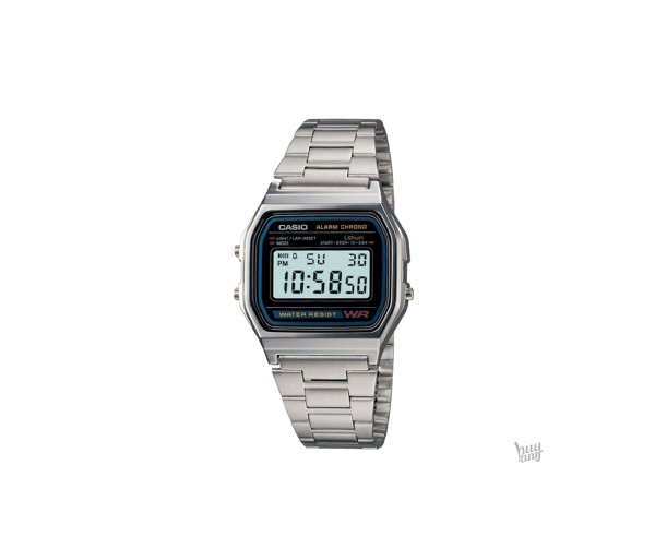 Տղամարդու ժամացույց Casio A158WA-1DF
