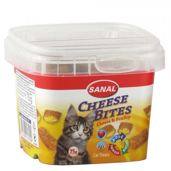 Կատվի անուշեղեն Cheese Bites 75 գ
