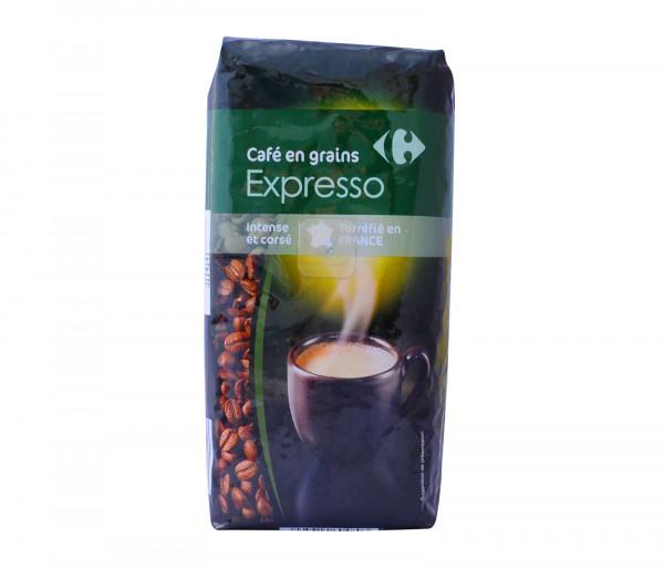 Քարֆուր Սուրճի Հատիկներ Էսպրեսսո 250գ