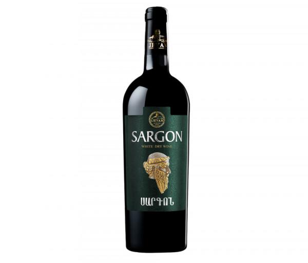 Սարգոն Սպիտակ անապակ գինի 0.75լ