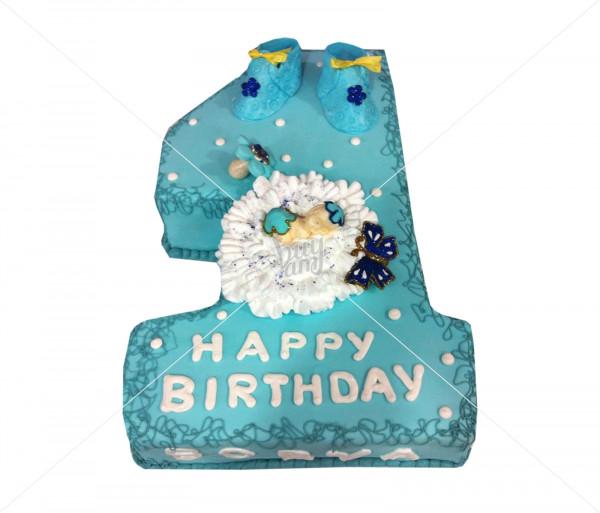 Տորթ «Մեկ» Kalabok Cake