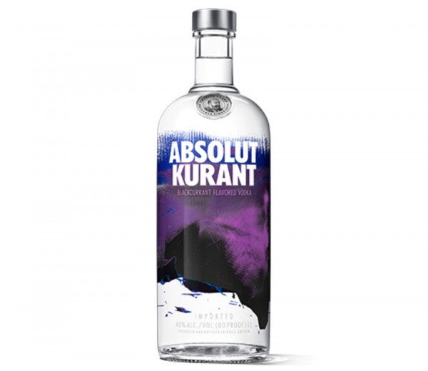 Vodka Absolut Kurant 0.7l