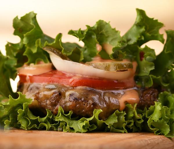 Լոու Քարբ բուրգեր EVN Diner