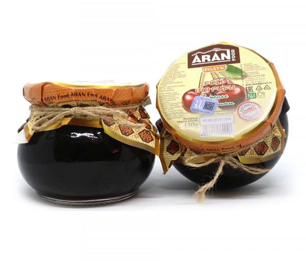 Cherry jam «ARAN Food» 430g