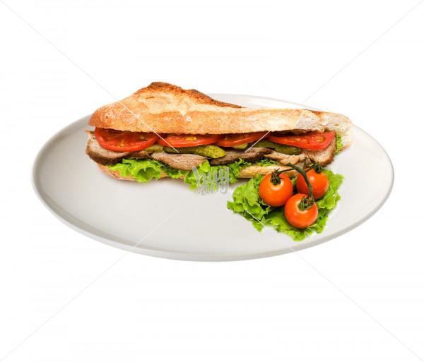 Տավարի ֆիլե սենդվիչ (փոքր) Աչաջուր
