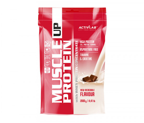 Muscle UP Protein 2000g Chocolate