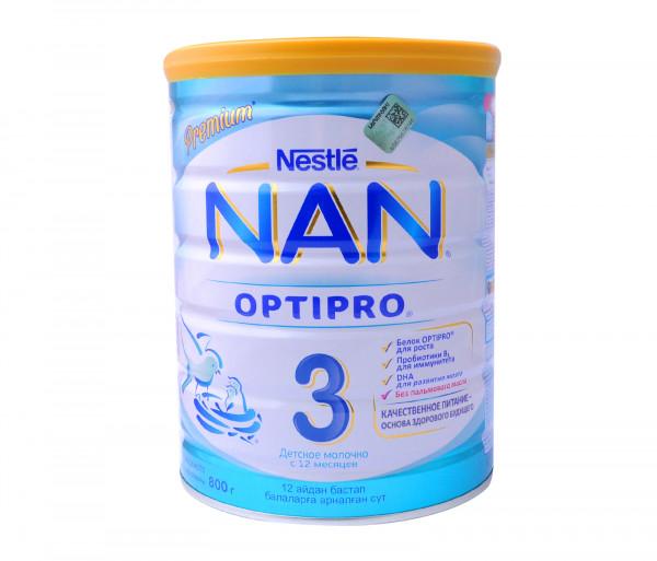 Նեսթլե Նան 3 800գ