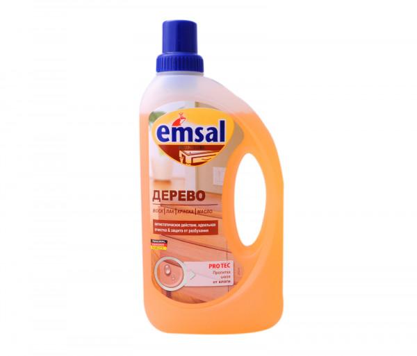 Emsal Cleaner Wooden Floors 0.75l