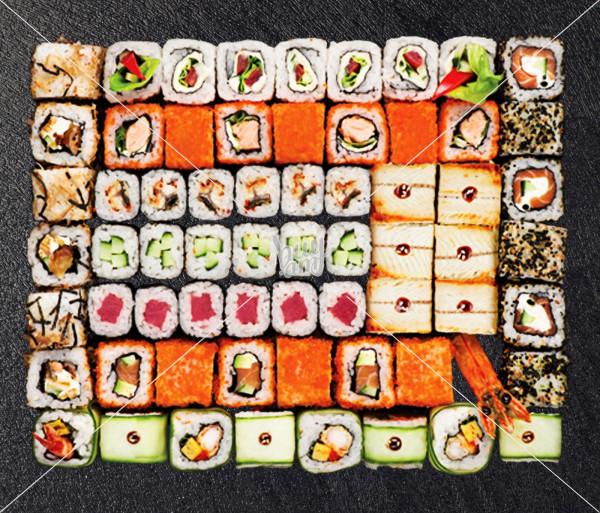 ԱԿՕ սեթ AKO Sushi