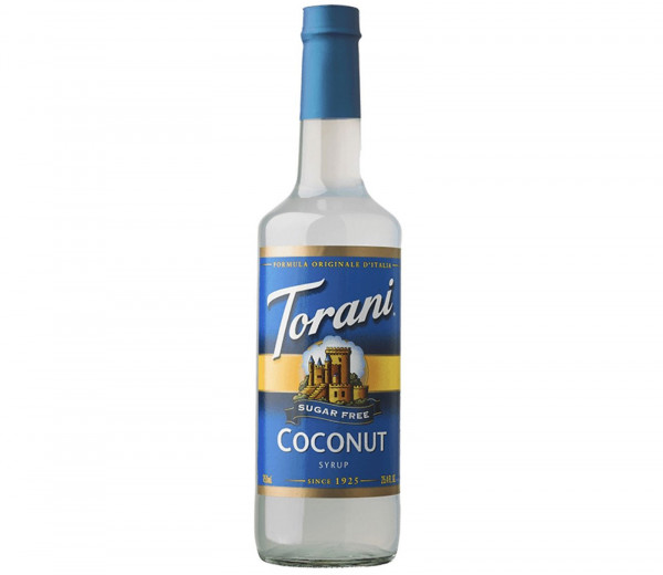 Օշարակ Torani Sugar Free Coconut 0.75 լ