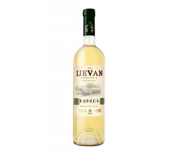 Իջևան Սպիտակ անապակ գինի 0.75լ