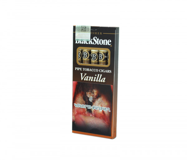 Սիգարելա BS Tip Cigarillos Vanilla 5