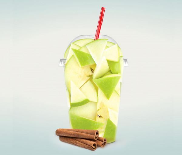 Սմուզի Միքս Խնձոր, դարչին N72