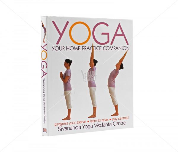 Գիրք «Yoga your home practice companion» Նոյյան Տապան