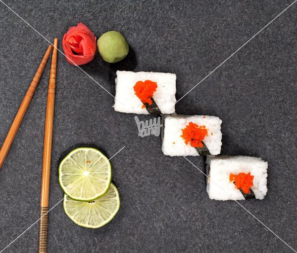 Բոստոն Սյակե-Ունագի AKO Sushi