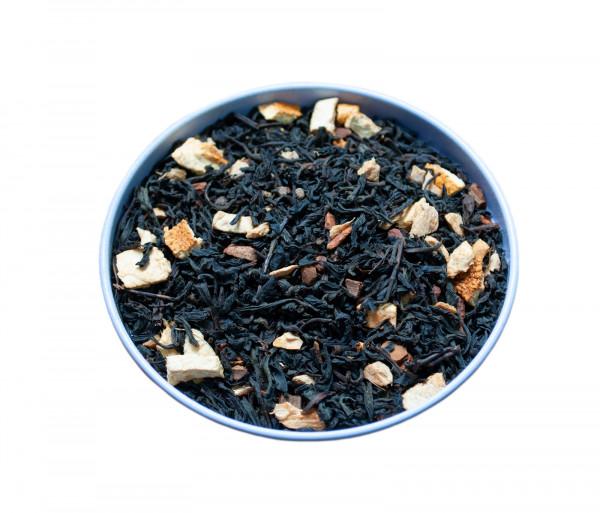 Դարչինով և նարնջի կեղևով թեյ Օրիենտալ Coffee-inn