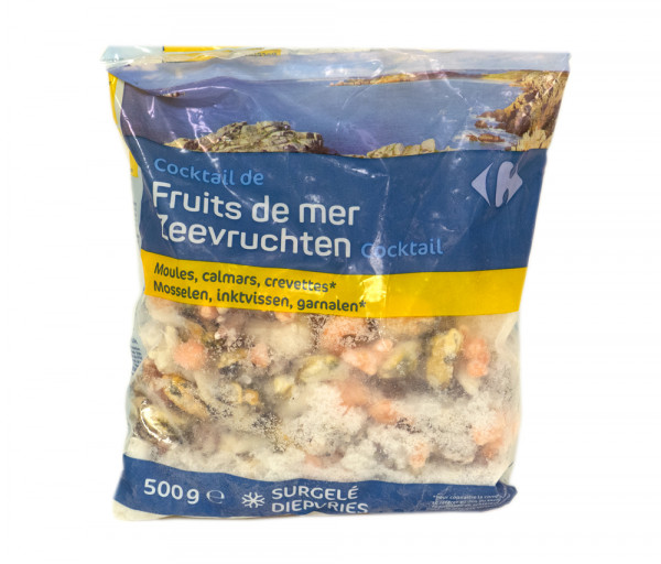 Carrefour Seafood cocktail 500g
