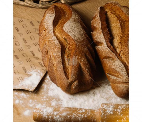 Հնդկացորենով հաց Brioche