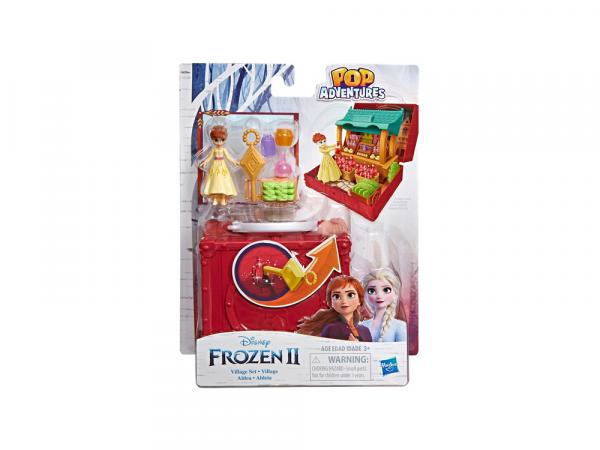 Hasbro Disney Խաղային հավաքածու Սառցե Սիրտը 2 «Գյուղ»
