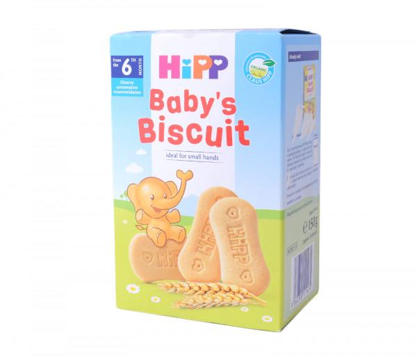 Հիպպ Մանկական թխվածքաբլիթ 150գ