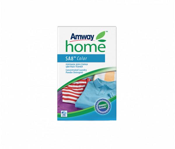 Կոնցենտրացված լվացքի փոշի «SA8» (գունավոր հագուստի համար) 3 3կգ Amway
