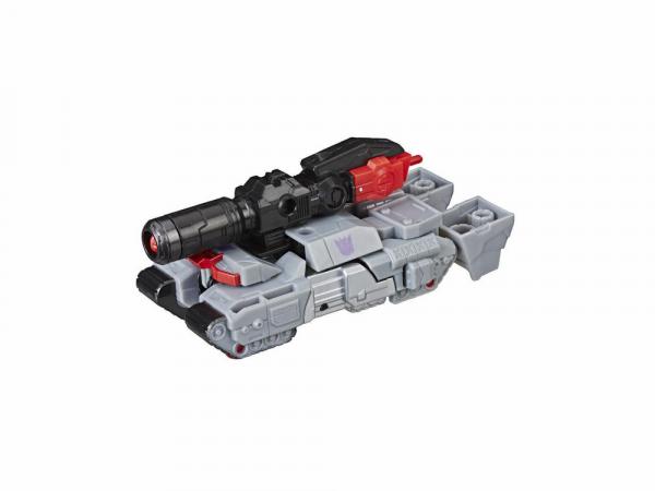 """Hasbro Հերոսի Արձանիկ Transformers CYBERVERSE 1 STEP """"WHEELJACK"""""""