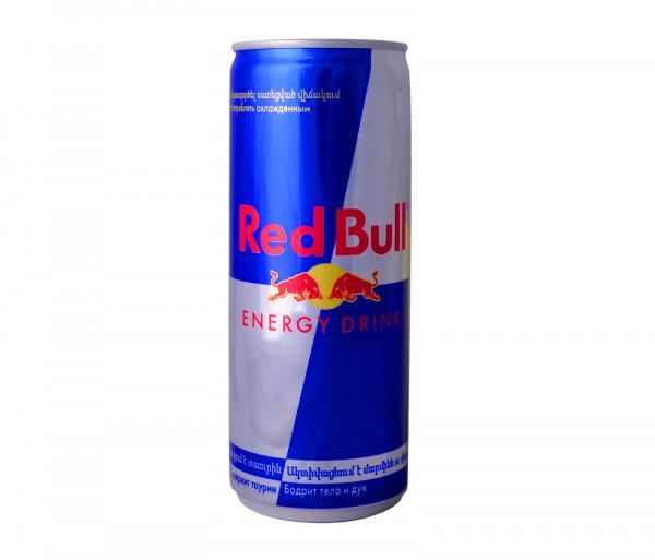 Ռեդ Բուլլ Էներգետիկ ըմպելիք 250մլ