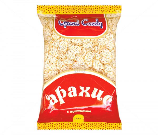 Գետնանուշ քունջութով Grand Candy