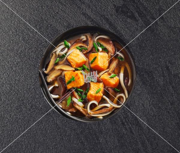 Սակե Ուդոն ապուր AKO Sushi