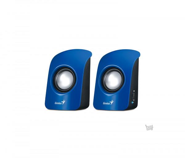 Բարձրախոս Genius SP-U115, Blue, USB