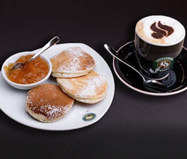 Քաղցր նախաճաշ COFFEESHOP COMPANY