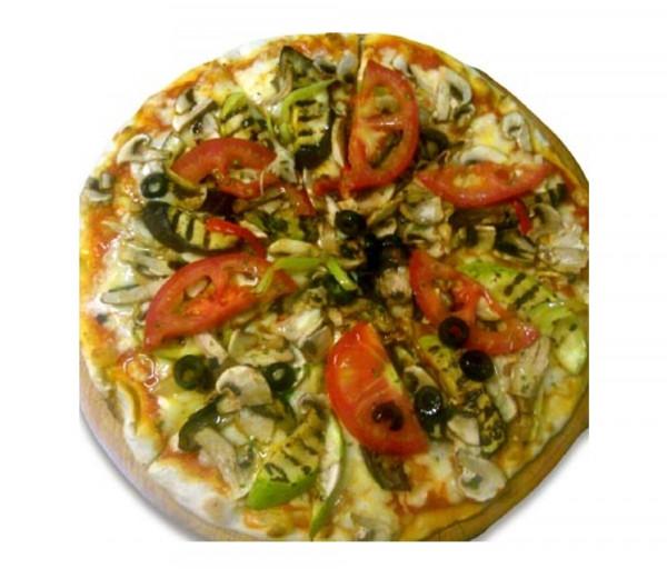 Պիցցա բանջարեղենով Լա Քուչինա
