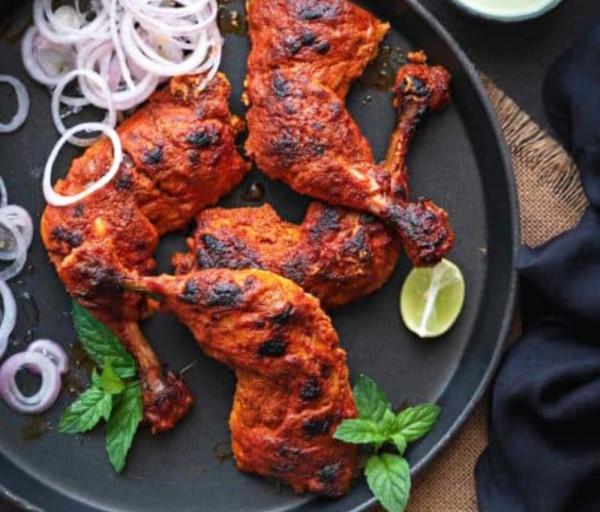 Թոնրի հավ (կես հավ) Ֆլեյվրս օֆ Ինդիա