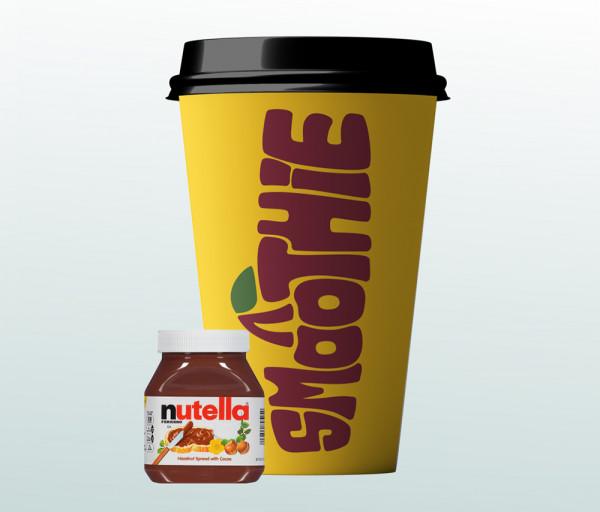 Տաք շոկոլադ Նուտելա N198
