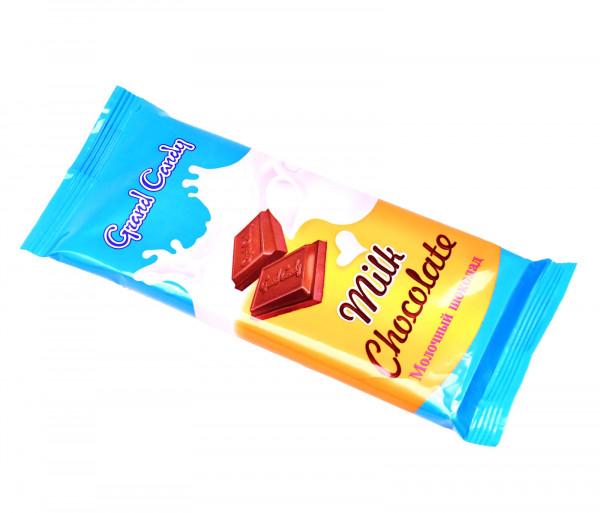 Կաթնային շոկոլադե սալիկ Grand Candy