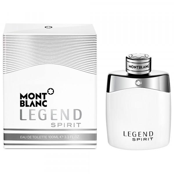 Տղամարդու օծանելիք Mont Blanc Legend spirit Eau De Toilette 100 մլ