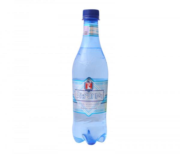 Ջերմուկ Թույլ Գազավորված Ջուր 0.5լ