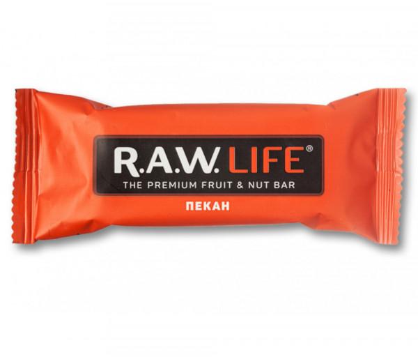 R.A.W. Life Pecan 47g