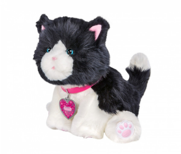 Փափուկ ինտերակտիվ փիսիկ Muffin My Dream Kitten Little Live Pets