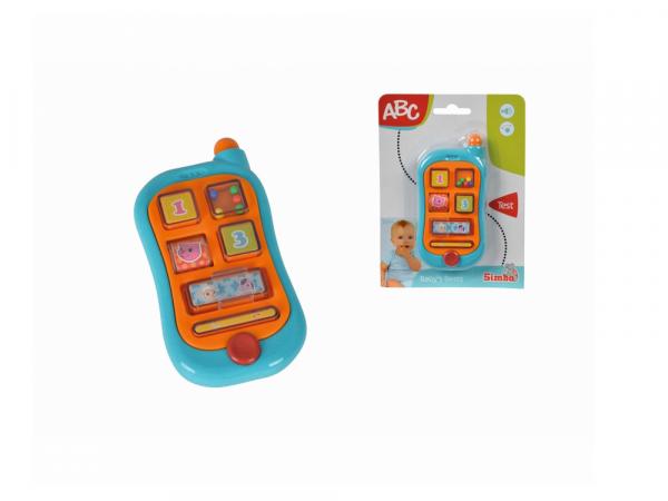 Simba ABC Առաջին հեռախոս