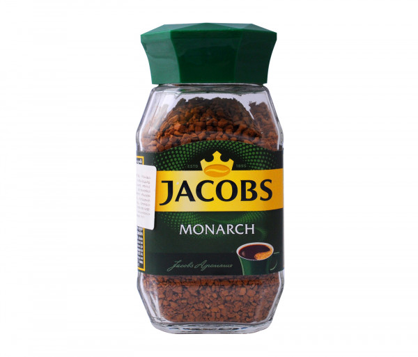 Յակոբս Մոնարխ Լուծվող Սուրճ 47.5գ