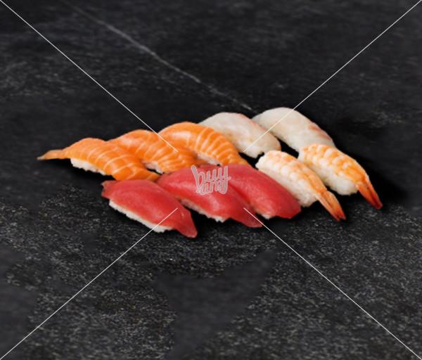 Նիգիրի սեթ Տագուչի AKO Sushi