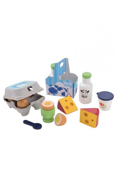 Խաղալիք նախաճաշի պարագաների հավաքածու, տարիք՝ 3-8 տ. 540551EL